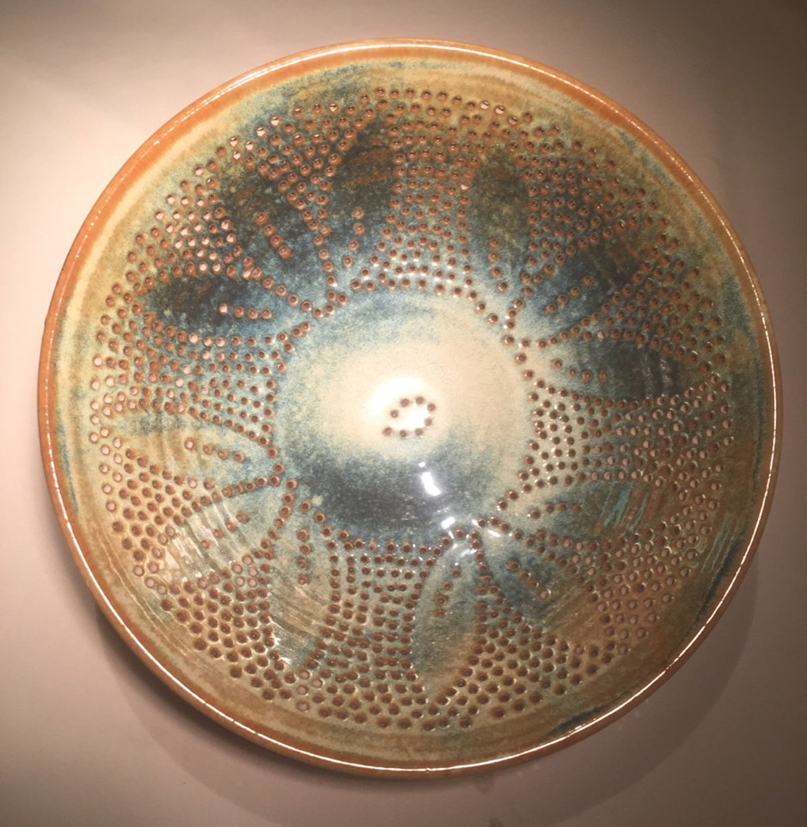 Colander by Margaret & Rick Fitch (large view)