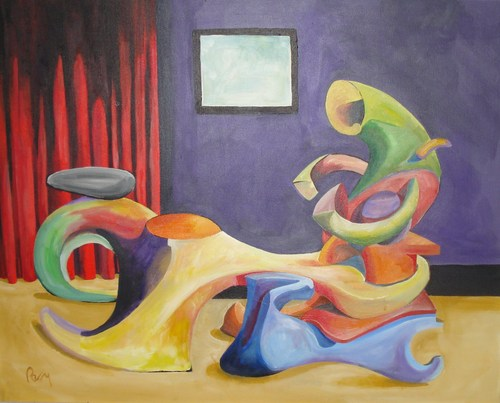 Reclining Figure. (large view)
