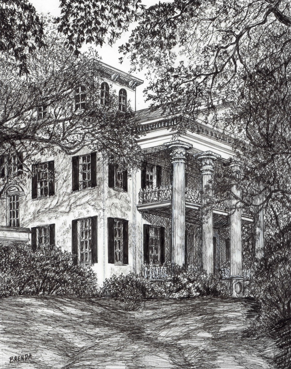 Stanton Hall (large view)
