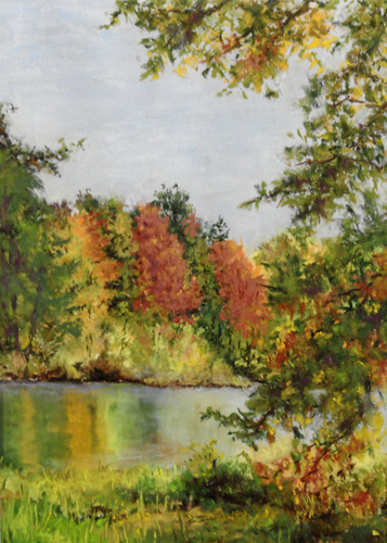 God's Glory by Ouachita River Art Gallery (The River Gallery)
