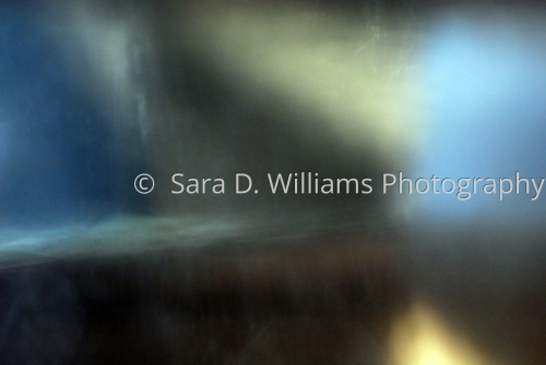 A Blue Moment by Photography by Sara D. Williams