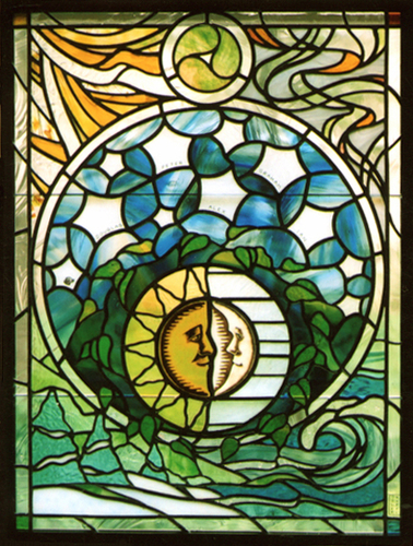 Sun, Moon & Natural Elements