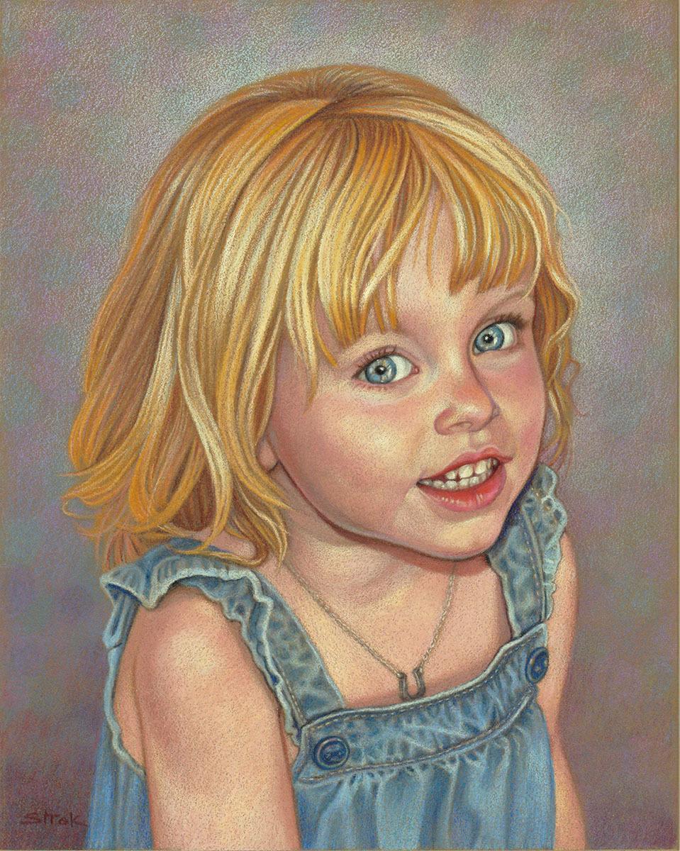 Portrait of Katie (large view)