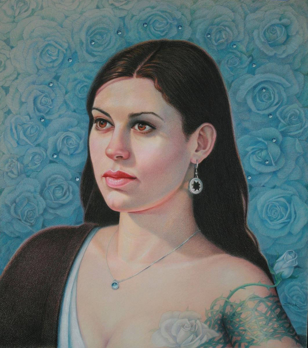 Rose Madonna (large view)