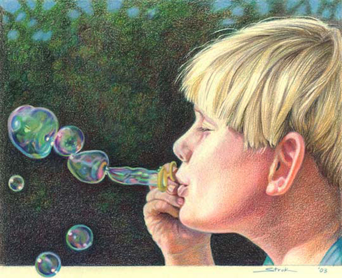 """Bubble Blow"" (large view)"