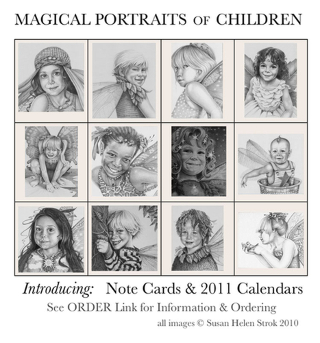 Introducing Magical Portraits of Children Series (large view)
