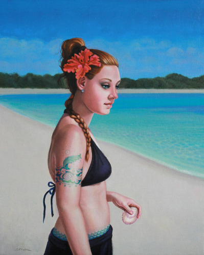 Pisces by SUSAN HELEN STROK