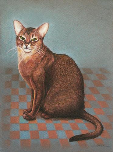 Portrait of Rikki (large view)