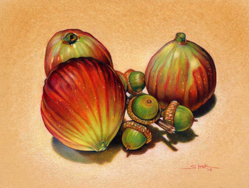 Figs and Acorns (large view)