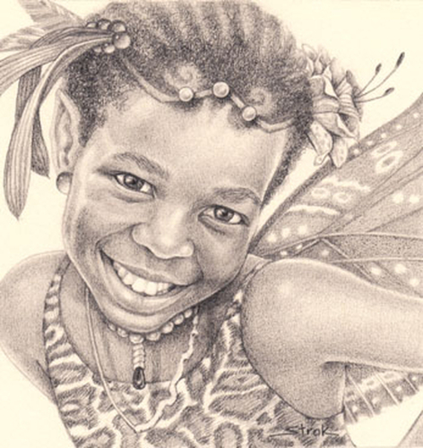 Leopard Fairy (large view)