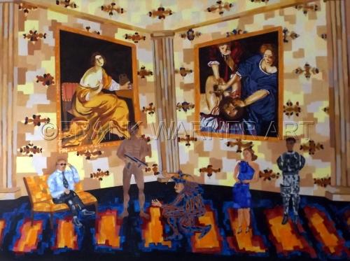 RIGOLETTO: PIETA SIGNORI (MERCY SIRS) by FRANK WARNER ART