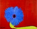 Blue Forever Flower (thumbnail)