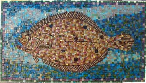 flouder mosaic