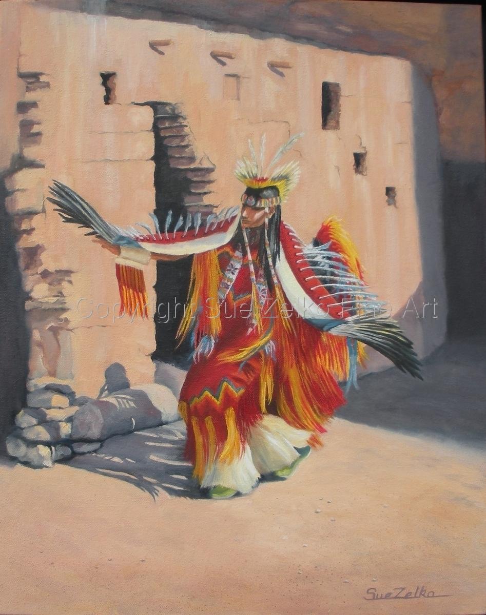 Eagle Dancer (large view)