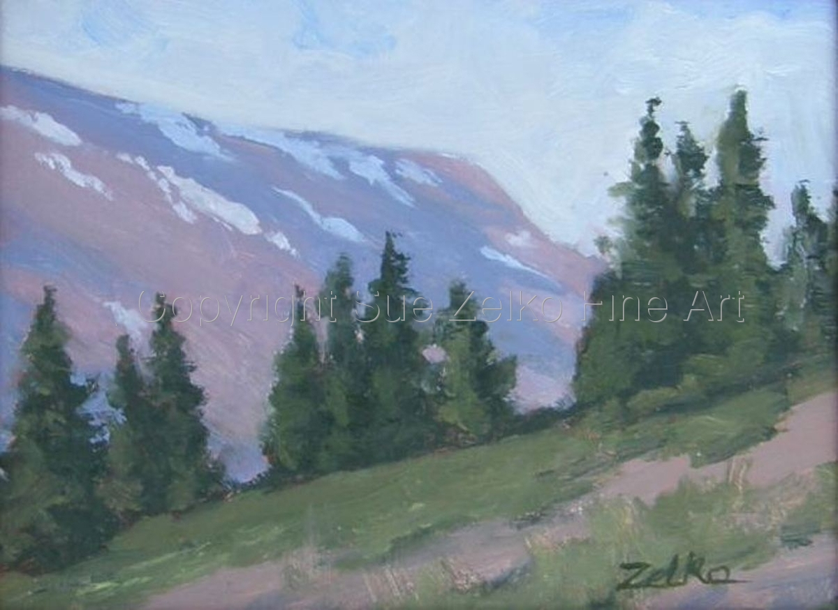 Rocky Mountain Slope (large view)