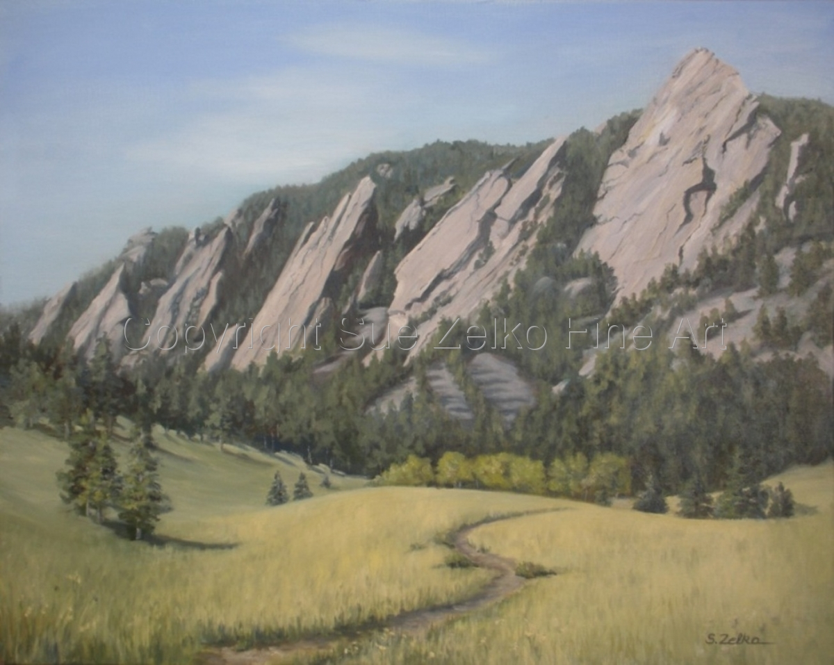 Flat Irons (large view)