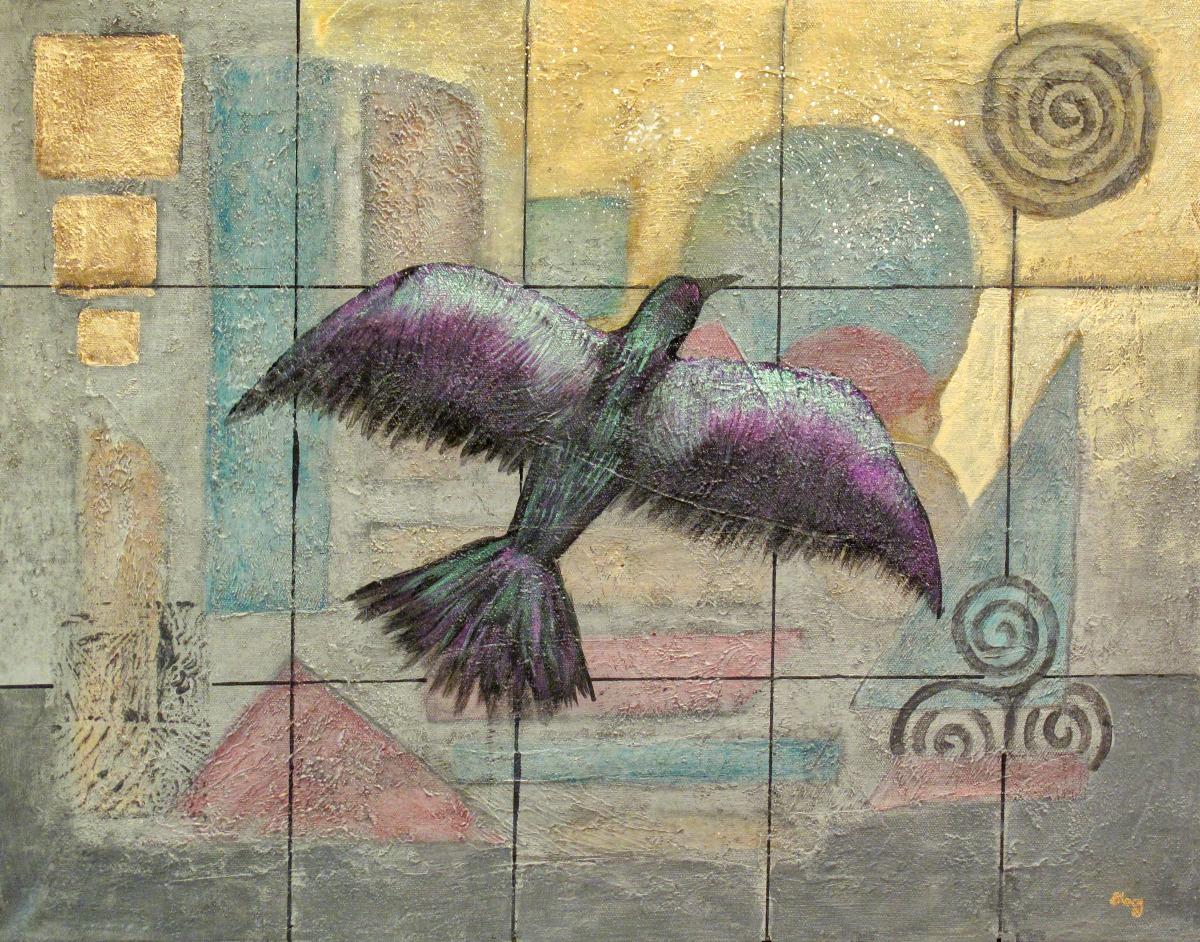 Raven Rising (large view)