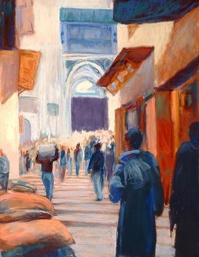 Street in Fes, A