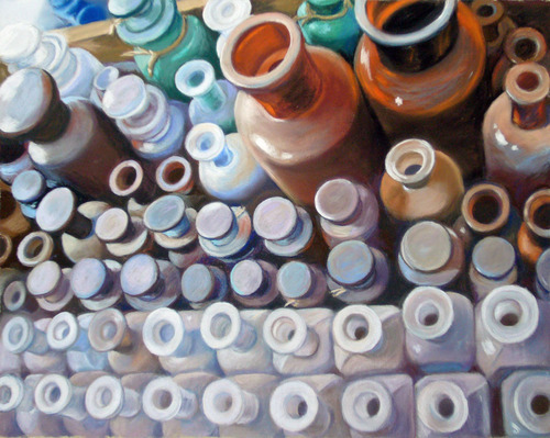 Bottles, Edison Lab II