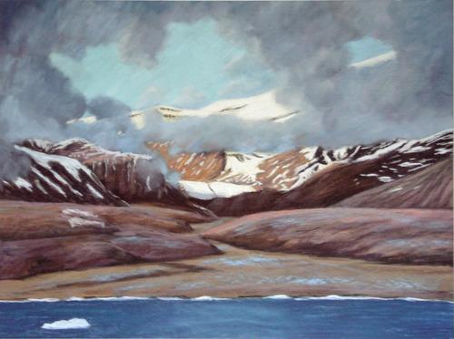 Greenland Mountain II