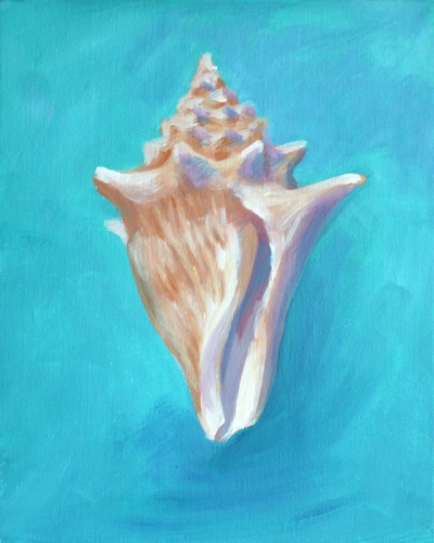 Shell No. 2 (Conch)