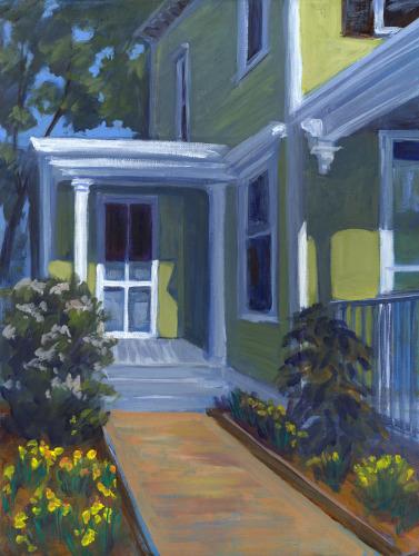 Porch, Elm Street