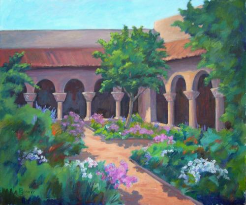 Cloister Garden