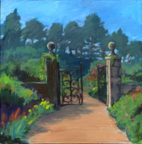 Wyndcliffe Gate