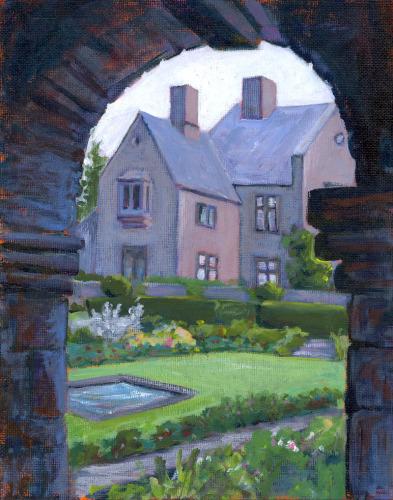 Sunken Garden, Wyndcliffe Court