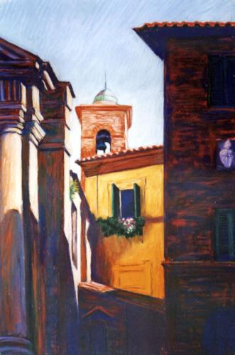 Bell Tower, Siena