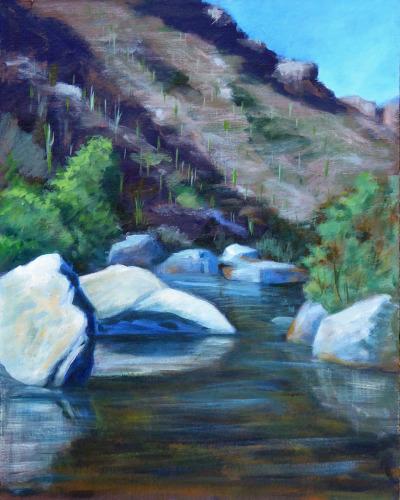 Oasis (Sabino Canyon)