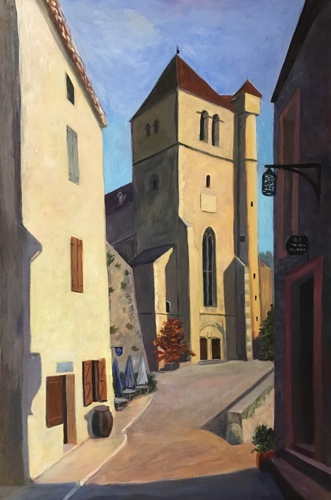Fortress Church, Saint-Cirq Lapopie
