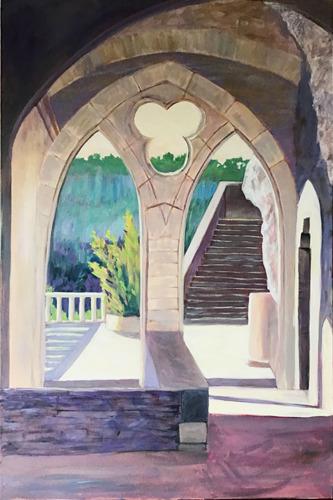 Double Arch, Rocamadour