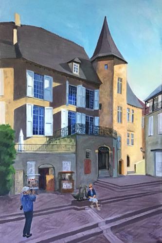 Manoir de Gisson, Sarlat