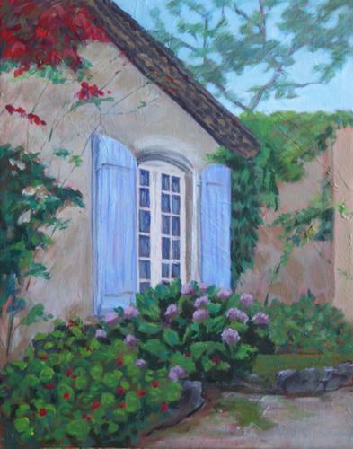 Winery Window