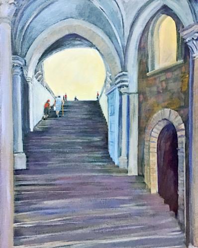 Pilgrim Stair