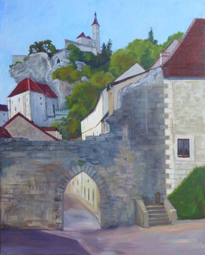 Rocamadour Gate
