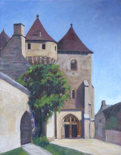 Church, Saint-Geniès