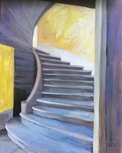 Chateau Stair II