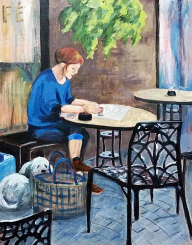 In the Café