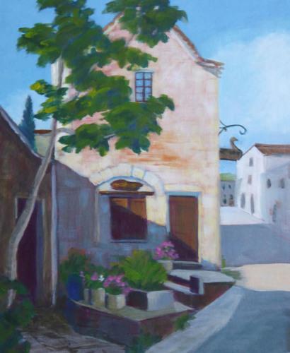 House in Saint-Cirq-Lapopie