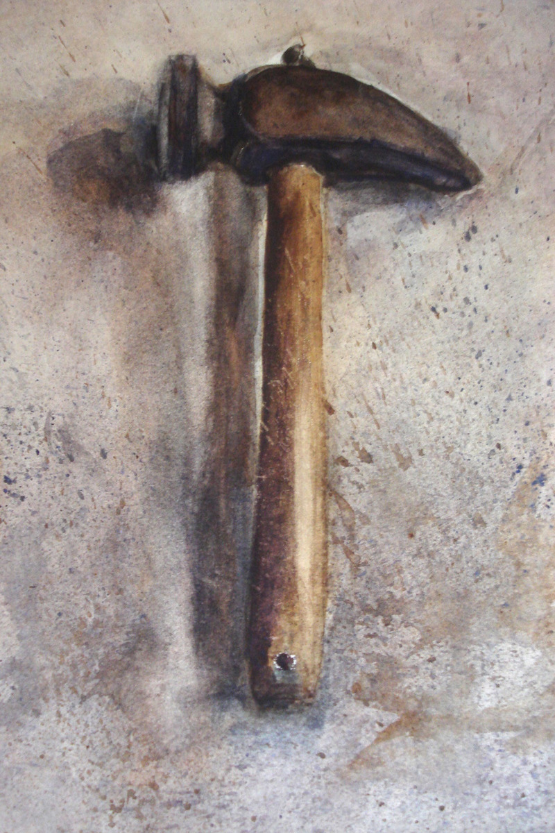 Grant's  Old Hammer (large view)