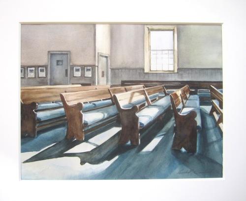 George School Meetinghouse (large view)