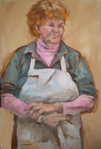 Katie by Pamela Grumbach