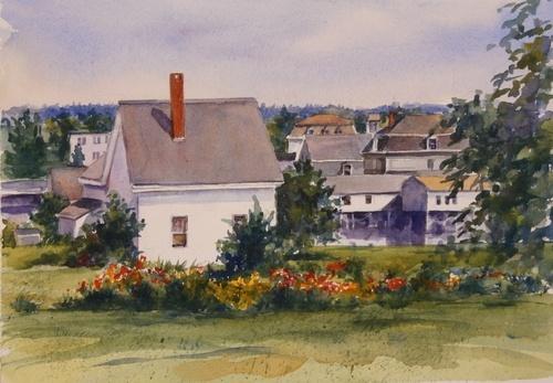 Island Gardens by Pamela Grumbach