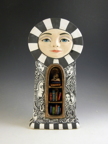 Reliquary of Unread Books