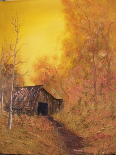 Autumn by Larry Proctor