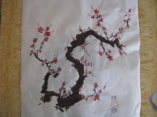 Dragon Cherry Blossom