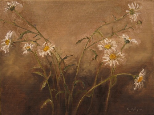 Daisies by Karen Ryan Fine Art