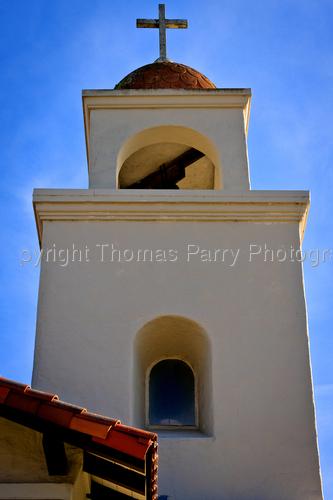 Mission Santa Cruz by Thomas Parry Photography